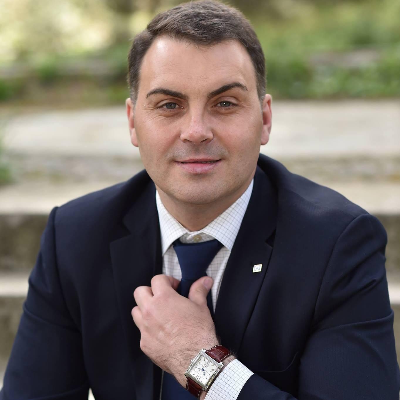 Nicu Tasca - presedinte APDCM